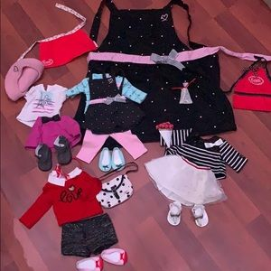 2015 AGDOTY Grace Thomas clothes, shoes and more